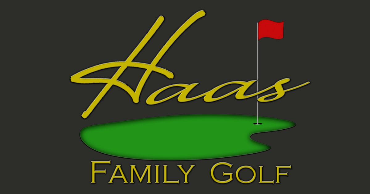 Haas Family Golf Facebook logo