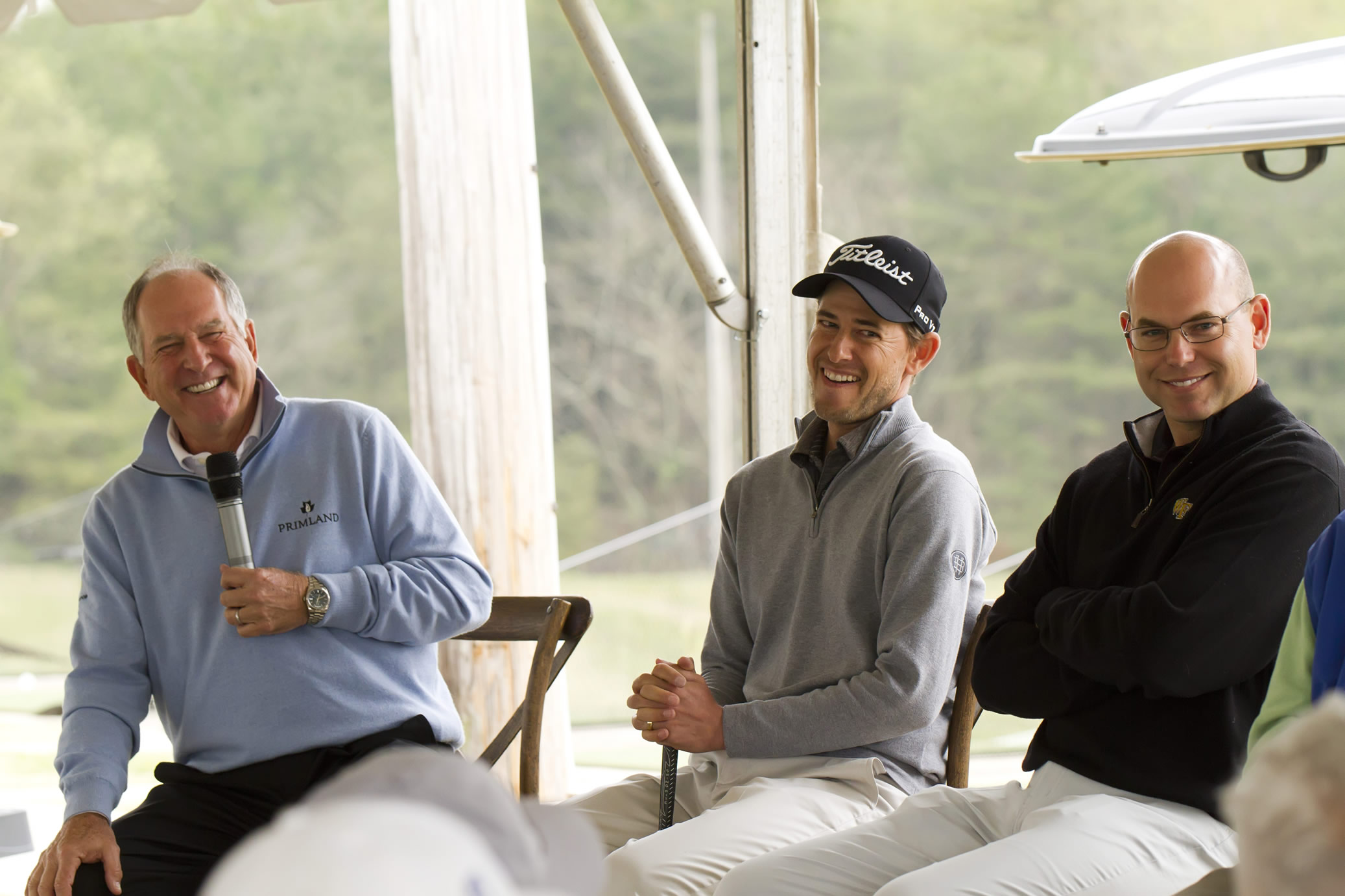 PHOTOS: An Evening at Haas Family Golf with Jay, Jay Jr., & Bill ...